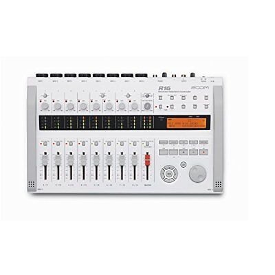 NEW ZOOM R16 Multitrack 16 track portable digital recorder interface from JAPAN