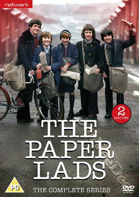 The Paper Lads (Complete Series) NEW PAL Cult 2-DVD Set Tony Neilson A. Edwards