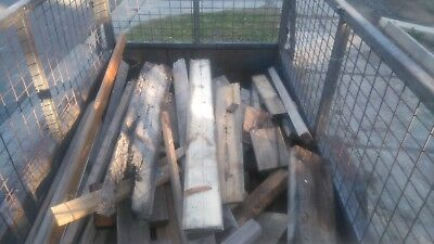 Firewood - pine joists and general pine off cuts