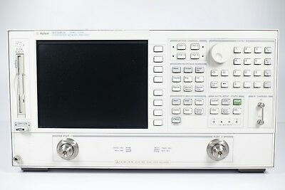 Keysight Used 8722ES Vector Network Analyzer, 40 GHz Opt. 010 (Agilent)