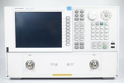 Keysight Used E8362C 10 MHz - 20 GHz Vector network analyzer (Agilent)