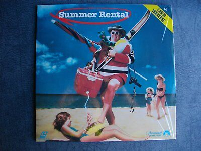 SUMMER   RENTAL > John  Candy - Comedy  > RARE > LASERDiSC  >  LiKE   NEW  COND