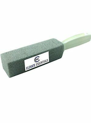 Elevate Essentials Pumice Stone Scouring Stick Toilet Bowl Ring Remover