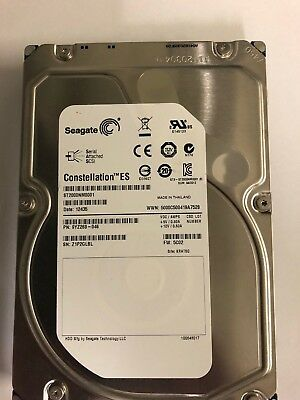"Seagate 2Tb 3.5"" Sas Constellation Es Hdd. St2000Nm0001. P/N: 9Yz268-046"