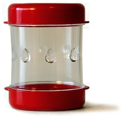 Boiled Egg Peeler Red Peel Eggs In A Few Seconds Just By Shaking