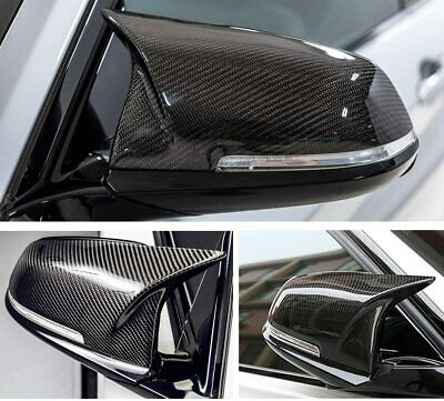 BMW M2 F87 Carbon Fiber M Performance Wing Mirror Covers OEM-Fit Pair