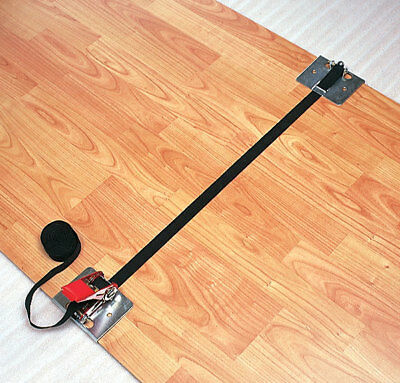 Unika Professional Laying for Solid Wood Tension Strap 18-22mm Flooring