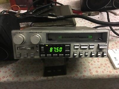Pioneer Kex 73 Fully Working With Gm4 Amp