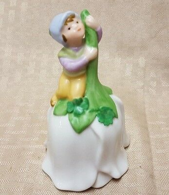Collectable Avon Bell 1983.  Flower and Elf