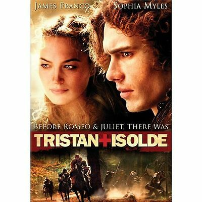 Tristan and Isolde (Full Screen Edition) DVD with slip cover very good
