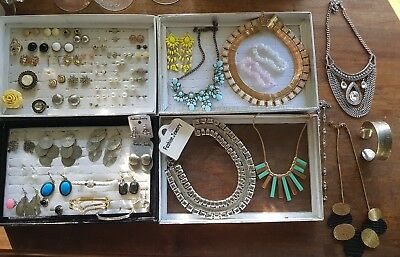 Bulk Lot of  Costume Jewellery - Mix'n'Match - All Good Used Condition