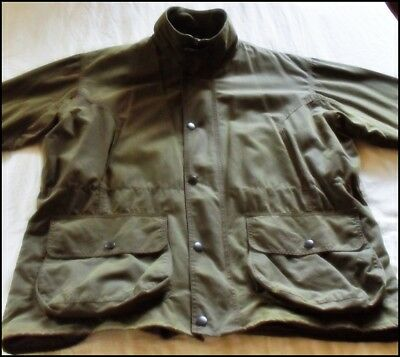 Classic Barbour Thornproof Wax Field Coat [Discontinued]     Shooting Hunting