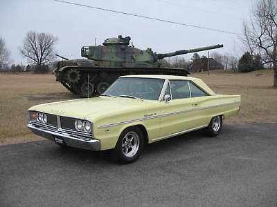 1966 Dodge Coronet 440 olid southern survivor - 361 cu.in. - 727 3 speed Auto - Factory Air