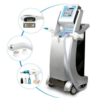 NQ Switch Yag Laser Tattoo Removal IPL Permanent Hair Removal Anti Wrinkles