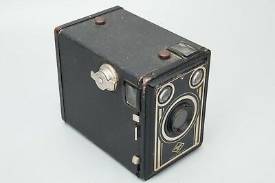 Agfa B2 Box Vintage Film Camera, Germany, 127 Film