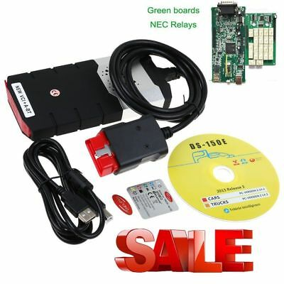 Ds150e dual board without Bluetooth car diagnostic tool  Truck Scanner Tool TD
