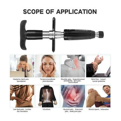 Chiropractic Adjusting Tool Activator Spine Portable Instrument Massage Therapy