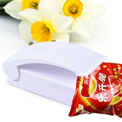 Mini Portable Heat Sealing Machine Packing Poly Food Plastic Bag Impulse Sealer