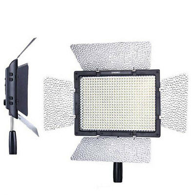 YONGNUO YN600L 600 LED 5500K Adjustable Studio Video Light Lamp For Camera
