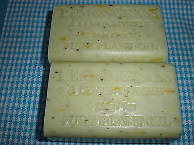 Natural Lemongrass With Lemon Myrtle Soap 15X200 Grms ..available Now