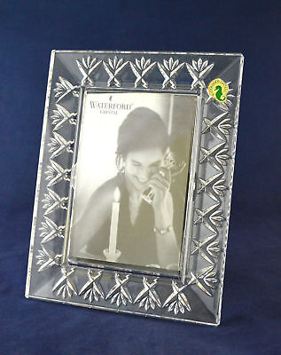 Waterford Crystal 4″ x 6″ Photo Frame – Stunning