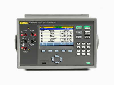 Fluke 2638A/05 120 Hydra Series III 22-Channel Data Acquisition System