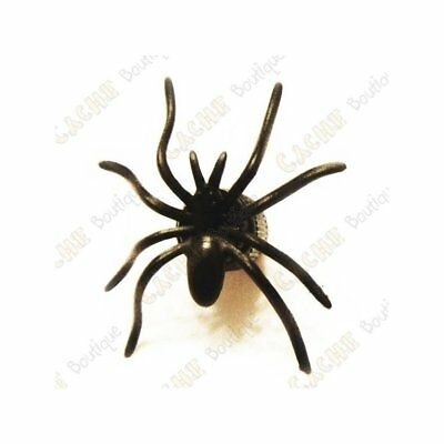 Geocaching' Hiding Place Magnetic Insect Spider Spider with Log Sheets Nano
