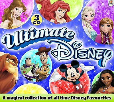 Ultimate Disney - New Cd Compilation