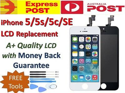 For iPhone 5/5C/5S/ SE LCD Screen Replacement Digitizer Display Assembly HD