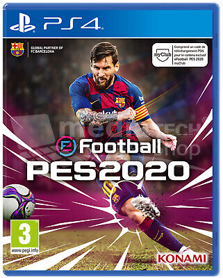 Pes 2019 Ps4 Eu - Pro Evolution Soccer 2019 Standard Edition - Disponibile !!!