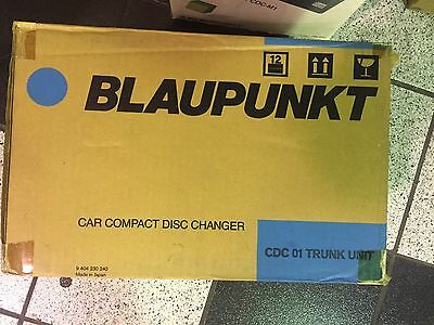 Blaupunkt CDC01 CDC-01 12 Disc CD Changer BRAND NEW OLD SCHOOL RARE!