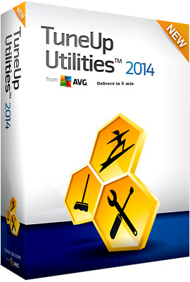 TuneUp Utilities 2014 PC Speed Up + Key Delivery in 5 min