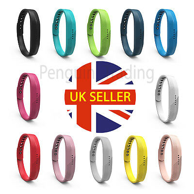 Replacement Sport Band Strap Fitbit Flex 2 Activity Tracker Large + Small