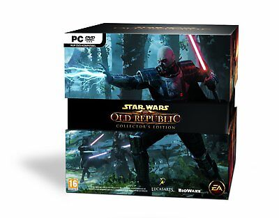 Star Wars: The Old Republic - Collector's Edition - NEU & OVP - DEUTSCH