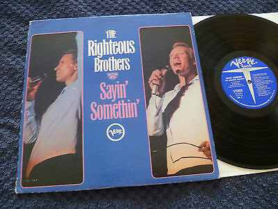 LP: Righteous Brothers - Sayin' Somethin'