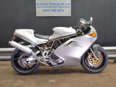 Ducati 900SS / FE Final Edition Number 274 low miles in fantastic condition 1999