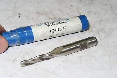 """3//32/"""" VHS Tapered 3 Degree HSS End Mill USA 03012 new WOLVERINE DoALL 3-A-5"""