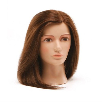 PIVOT POINT Snap Cap 1815 Med. Brown Human Hair SC2-FMMSCDLL-LW CAP & HAIR ONLY