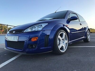 JL@@K Stunning Condition MK1 Focus RS FRS ST Replica
