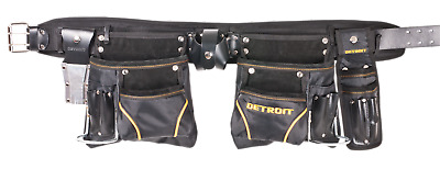 "Tool Belt  44"" 122Cm Leather With Holder, Ultimate"