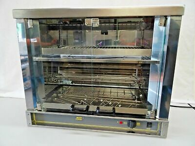 Rotisserie Oven Electric 1-Spit - Equipex Commercial Stainless Steel