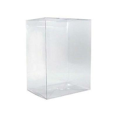 "Funko POP Box Protectors For 4"" Vinyl Figures Clear Acid Free POP Protectors"