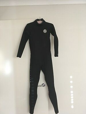 Ripcurl womens size 10 wetsuit 3:2