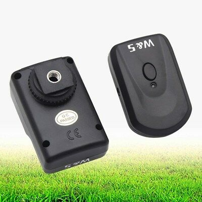 16 Channel Wireless Flash Trigger with Receiver for Canon Nikon Pentax Vivitar