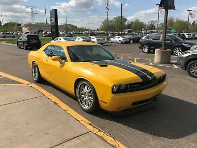 2010 Dodge Challenger SRT8 2010 Dodge Challenger SRT8 Supercharged