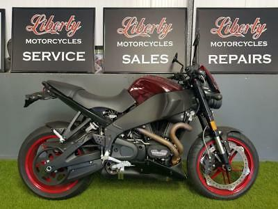Buell Lightning Xb12S Ss With Only 68 Miles From New