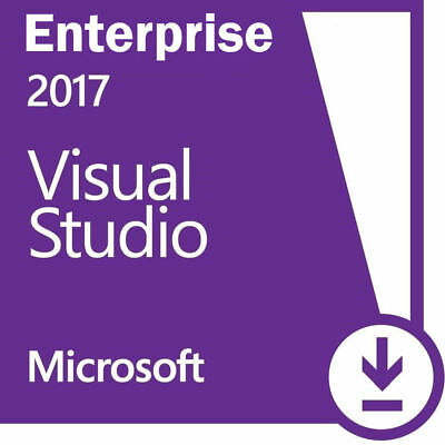 Visual Studio 2017 Enterprise ⭐Lifetime License ⭐