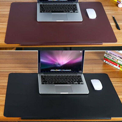 Extra Large PVC Leather Mouse Pad Mat Gaming Desk Mat Non Slip Home Office Use