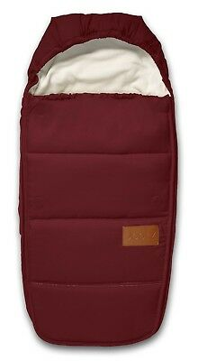 Joolz Day Sleeping Bag / Footmuff. Earth Collection Lobster Red