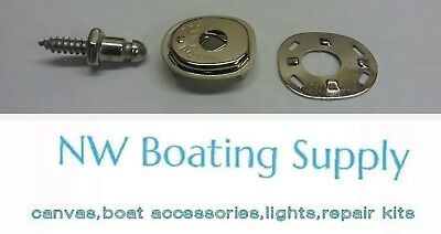 plate boat bimini canopy Lift the dot fastener socket plate with cloth stud